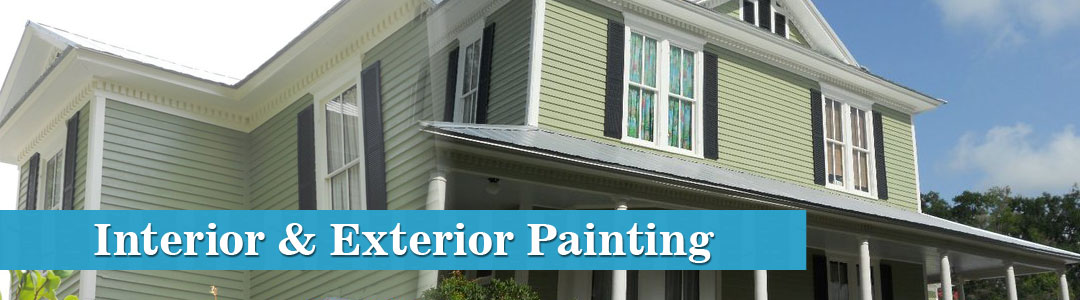 North Florida and South Georgia Painting Contractor banner